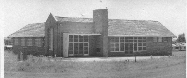 St. Mary's School, Ross Hill 1953